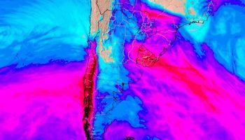 Lluvias: las zonas que recibieron los acumulados más importantes y el pronóstico del tiempo para los próximos días