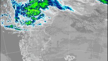Se renovó el alerta del SMN por intensas precipitaciones sobre la provincia de Buenos Aires