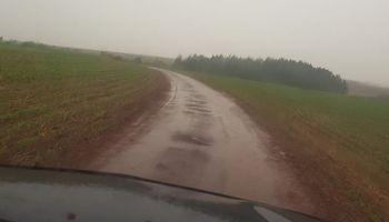 Alivio: qué dicen los primeros acumulados tras las recientes lluvias