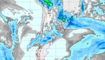 Inestabilidad, lluvias y bajas marcas térmicas, las características climáticas de la semana