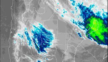 Pronóstico del SMN: alerta por abundantes precipitaciones y tormentas fuertes
