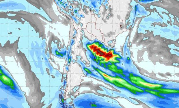Pronóstico clima para el viernes 26 de mayo.