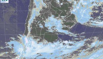 Lluvias principalmente sobre el norte del país