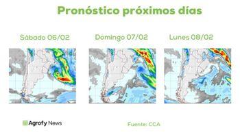 Estabilidad, calor y lluvias para el mediano plazo: qué dice el pronóstico del tiempo
