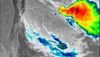 Lluvias: cuándo comienzan a mejorar las condiciones del tiempo