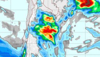 Pronóstico de lluvias: anticipan dos momentos claves para la próxima semana