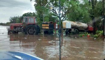 Inundaciones: se agrava la situación