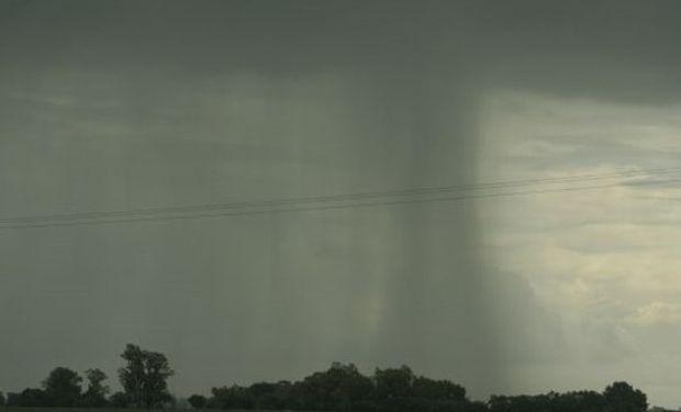 El invierno sigue sumando lluvias en la región núcleo.