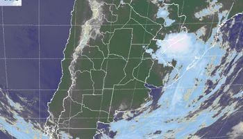 Precipitaciones volverían cerrando la jornada del miércoles