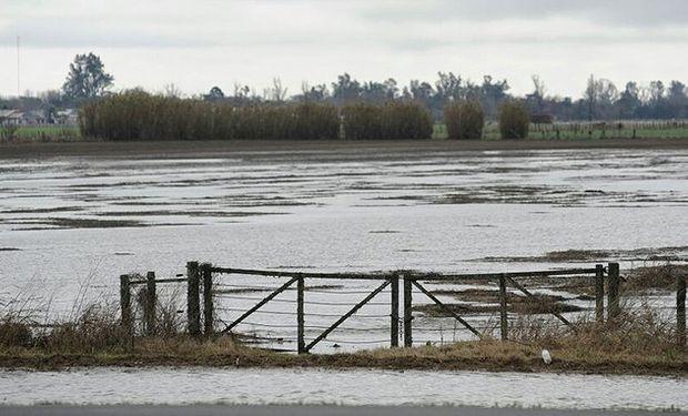 Más de 4 millones de hectáreas de la Cuenca del Salado (el 32%) sigue bajo el agua.