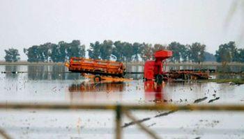 Preocupa al campo las inundaciones por lluvias