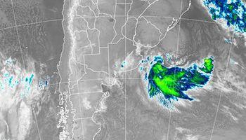 Habrá lluvias débiles costeras en la provincia de Buenos Aires