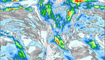 Luego de la buena señal del clima, el pronóstico anticipa lluvias variadas y generalizadas