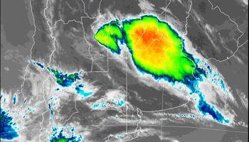 Alerta amarilla por tormentas y aviso para localidades de Buenos Aires, Entre Ríos y Santa Fe