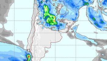 Tiempo inestable con probabilidad de precipitaciones