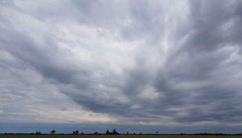 Semana con máximos pluviales sobre el oeste