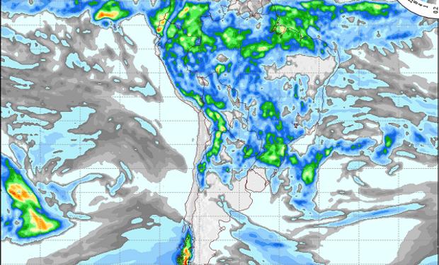 Pronóstico del tiempo: otra semana de ambiente difícil, pero con lluvias