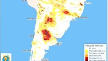 """Los efectos de """"La Niña"""": el pronóstico climático de consenso para los próximos tres meses"""