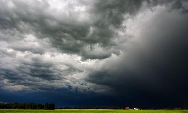 La mayor proporción de las lluvias, según los modelos, se darían entre hoy y mañana martes.