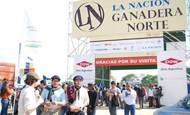 Quedó inaugurada una nueva edición de La Nación Ganadera Norte