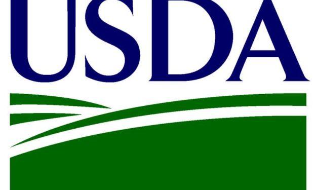 Departamento de Agricultura de los Estados Unidos.