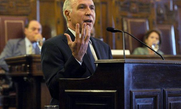 Lorenzetti presentó y elogió el nuevo Código Civil.