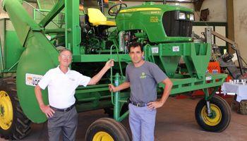 Familia Lory: cómo pasaron de vender dos máquinas agrícolas en un año a más de 40 en dos
