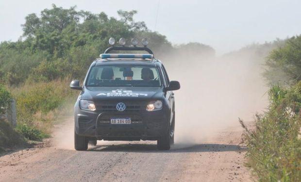 En Santa Fe, hay un policía cada 20.000 hectáreas de campo
