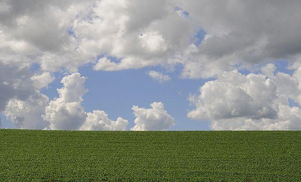 Nubosidad en aumento y pocas probabilidades de lluvia