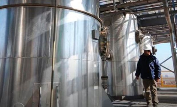 San Lorenzo juntó 11.500 litros de aceite usado para biodiesel