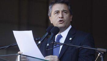 """Etchevehere en la inauguración de La Rural: """"Necesitamos que los candidatos se comprometan"""""""