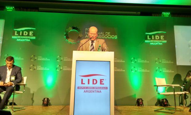 Luis Contigiani, por Alianza Progresista.