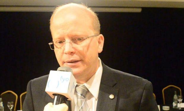 Ministro de la Producción, Luis Contigiani. Foto de archivo.