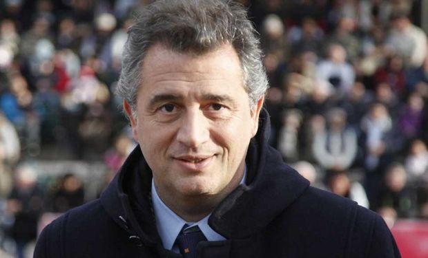 Luis Etchevehere, titular de la Sociedad Rural Argentina (SRA).