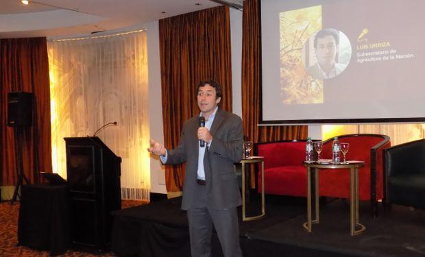 Luis Urriza, subsecretario de Agricultura.