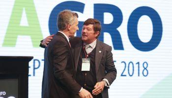 CRA se sumó a las críticas a Felipe Solá