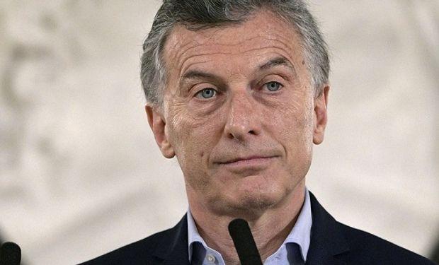 Macri volará desde Chubut a Brasilia con una importante comitiva.