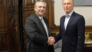 Seguí en vivo el traspaso de mando: Alberto Fernández asume como presidente