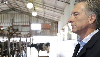 Tiempos políticos y diferencias con CRA: la lechería espera a Macri post-PASO