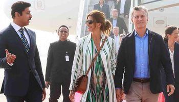 """Macri en la India: """"Tienen que venir a buscar socios y a vender trabajo argentino"""""""