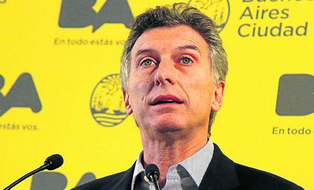 El candidato Mauricio Macri ya confirmó su presencia.