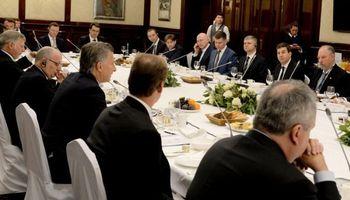Mauricio Macri invitó a empresarios rusos a invertir en energía, minería y agroindustria