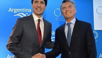 Macri viaja a Canadá para participar de la Cumbre del G7