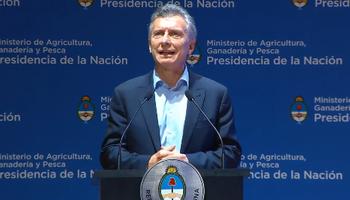"""Macri destacó la recuperación del campo y convocó a """"cuidar entre todos este legado"""""""