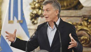 Macri pidió más avances contra la evasión en carnes