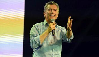 """""""Recién estamos empezando a transformar a la Argentina"""""""