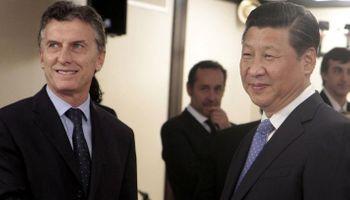 Tras la desconfianza inicial, Macri busca atraer la inversión china
