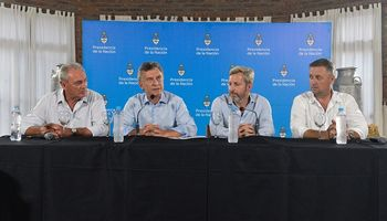 Los temas que trataron los productores con Macri en Entre Ríos