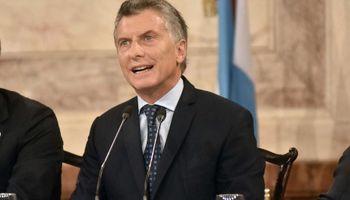 ¿Qué dijo Macri sobre el campo en el discurso de hoy?