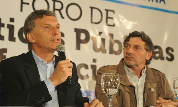 Macri ratificó su postura de eliminar retenciones.